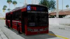 Todo Bus Pompeya II Agrale MT15 Linea 178 für GTA San Andreas