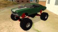 1970 Chevrolet Chevelle SS Monster Truck