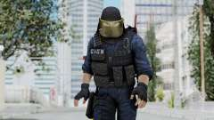 GIGN 1 Masked from CSO2
