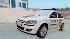 Opel Corsa C Policia