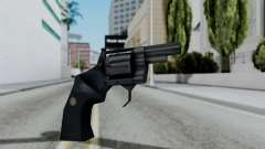 Vice City Beta Shorter Colt Python