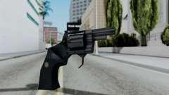 Vice City Beta Shorter Colt Python