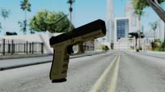 No More Room in Hell - Glock 17 pour GTA San Andreas