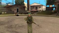 L'armée russe de la Peau Pack