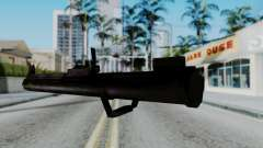 GTA 3 Rocket Launcher pour GTA San Andreas