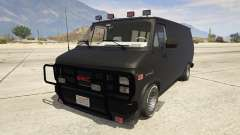 GMC Vandura (A-Team Van)