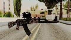 AK-47 F.C. Camo