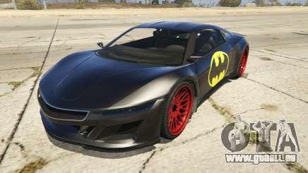 Batman Jester für GTA 5