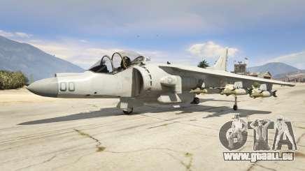 McDonnell Douglas AV-8B Harrier II für GTA 5