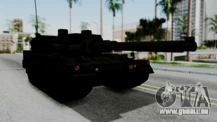 Point Blank Black Panther Woodland IVF pour GTA San Andreas