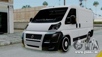 Fiat Ducato pour GTA San Andreas