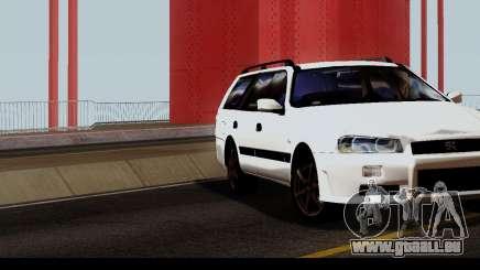 Nissan Stagea Tunable für GTA San Andreas