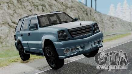 GTA 5 Albany Cavalcade v1 IVF für GTA San Andreas