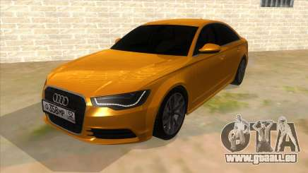 Audi A6 2012 für GTA San Andreas