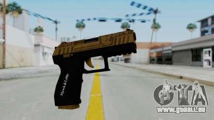 GTA 5 Online Lowriders DLC Combat Pistol pour GTA San Andreas