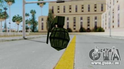 GTA 3 Grenade pour GTA San Andreas