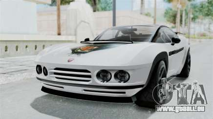 GTA 5 Coil Brawler Coupe für GTA San Andreas