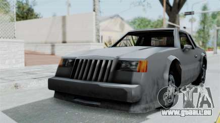 Zivil. für GTA San Andreas