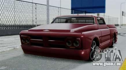 Slamvan Milt-Lorry für GTA San Andreas