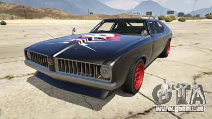 Death Proof Stallion pour GTA 5