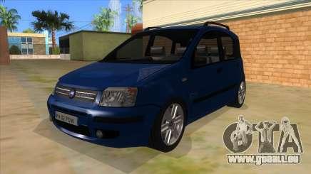 Fiat Panda V3 pour GTA San Andreas