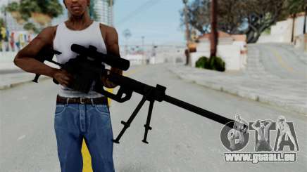 M2000 CheyTac Intervention pour GTA San Andreas