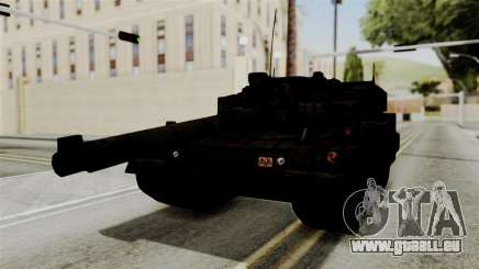 Point Blank Black Panther Rusty pour GTA San Andreas