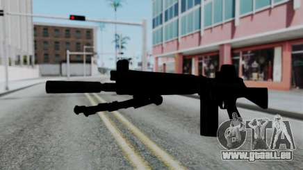 FN-FAL from CS GO with EoTech für GTA San Andreas