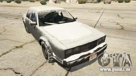 GTA IV Espéranto - version hiver pour GTA 5