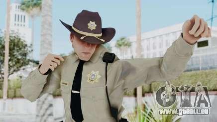 GTA 5 Sheriff pour GTA San Andreas