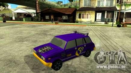 VAZ 2104 WRC für GTA San Andreas