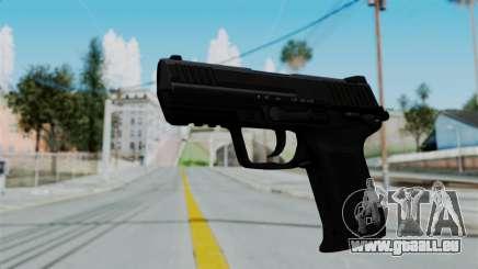 HK45 Black für GTA San Andreas