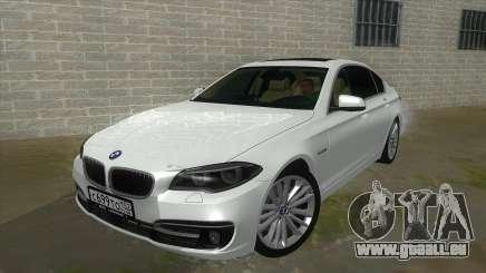 BMW 530XD F10 pour GTA San Andreas