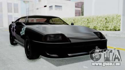 Hotring Jester pour GTA San Andreas
