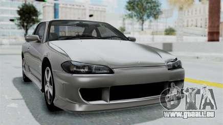 Nissan Silvia S15 Spec-R 2000 pour GTA San Andreas