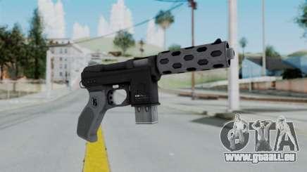 GTA 5 Machine Pistol - Misterix 4 Weapons pour GTA San Andreas