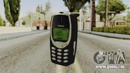 Nokia 3310 pour GTA San Andreas