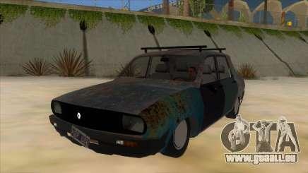 Dacia 1310 Rusty v2 pour GTA San Andreas