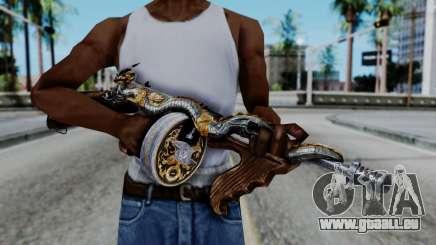 Dragon Thompson für GTA San Andreas