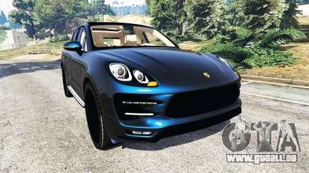 Porsche Macan Turbo 2015 für GTA 5