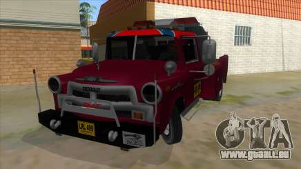 Chevrolet Towtruck 1954 pour GTA San Andreas