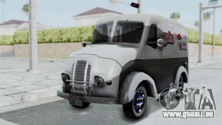 Divco 206 Milk Truck 1949-1955 Mafia 2 für GTA San Andreas