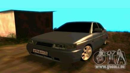 VAZ 2110 v. 2.0 für GTA San Andreas