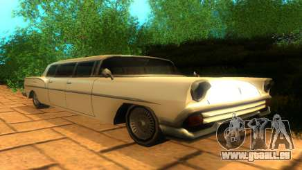 Tornado Limousine pour GTA San Andreas