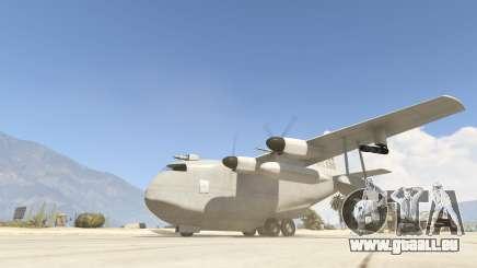 Amphibious Plane pour GTA 5
