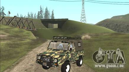 969М LuAZ Hors Route pour GTA San Andreas