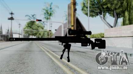 TAC-300 Sniper Rifle pour GTA San Andreas