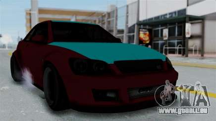 GTA 5 Karin Sultan RS Stock für GTA San Andreas
