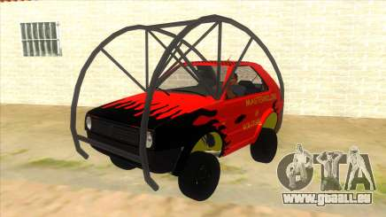 Volkswagen Golf MK2 RollGolf pour GTA San Andreas
