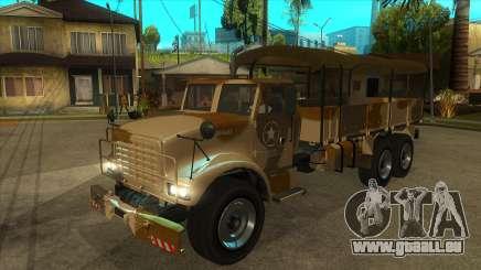 GTA V HVY Barracks OL pour GTA San Andreas